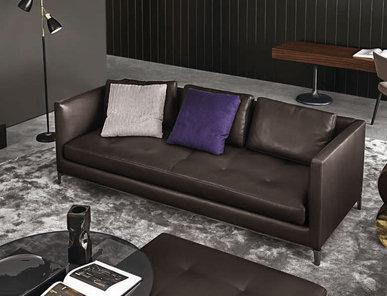 Итальянская мягкая мебель ANDERSEN SLIM 03 фабрики MINOTTI
