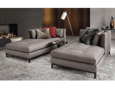 Итальянская мягкая мебель ANDERSEN PAOLINA фабрики MINOTTI