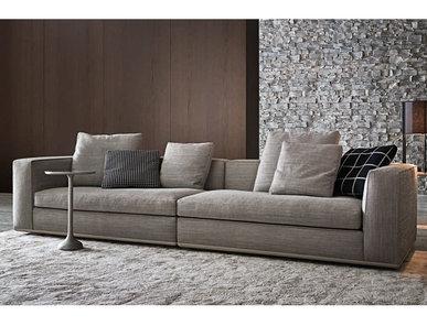 Итальянская мягкая мебель POWELL 01 фабрики MINOTTI