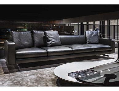 Итальянская мягкая мебель SHERMAN 02 фабрики MINOTTI