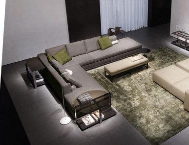 Итальянская мягкая мебель WILLIAMS 03 фабрики MINOTTI