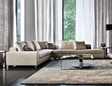 Итальянская мягкая мебель WILLIAMS 05 фабрики MINOTTI