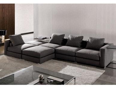 Итальянская мягкая мебель JAGGER 04 фабрики MINOTTI