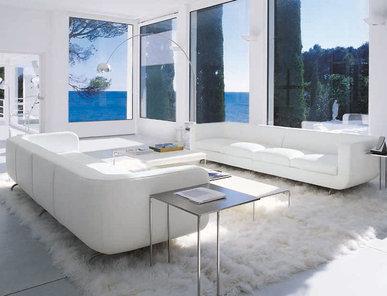 Итальянская мягкая мебель DUBUFFET 01 фабрики MINOTTI