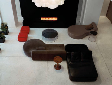 Итальянская мягкая мебель HOCKNEY фабрики MINOTTI