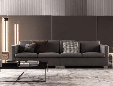 Итальянская мягкая мебель SUITCASE 02 фабрики MINOTTI