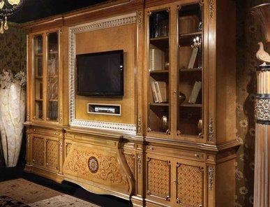 Итальянская мебель для ТВ 2262 фабрики BELLOTTI ESIO