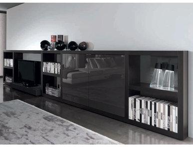 Итальянская мебель для ТВ JOHNS WIDE фабрики MINOTTI