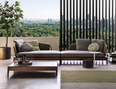 Итальянская мягкая мебель INDIANA фабрики MINOTTI