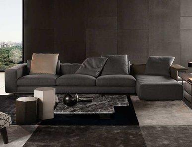 Итальянская мягкая мебель FREEMAN 03 фабрики MINOTTI
