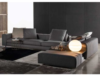 Итальянская мягкая мебель FREEMAN 05 фабрики MINOTTI