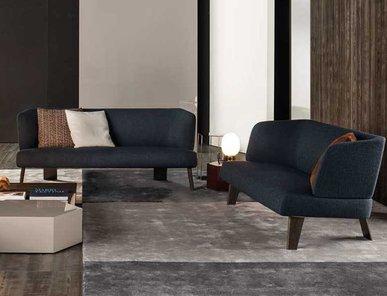 Итальянская мягкая мебель CREED 02 фабрики MINOTTI