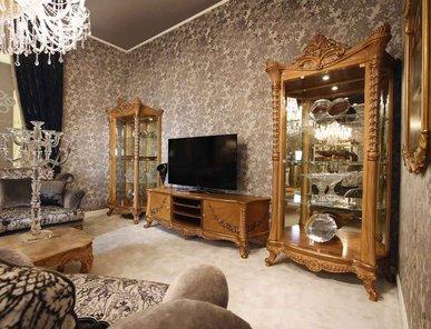 Итальянская мебель для ТВ 1268 фабрики BELLOTTI ESIO