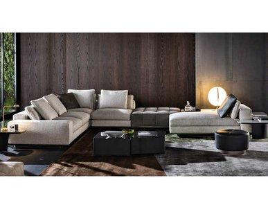 Итальянская мягкая мебель LAWRENCE 01 фабрики MINOTTI