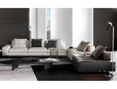 Итальянская мягкая мебель LAWRENCE 03 фабрики MINOTTI