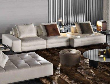Итальянская мягкая мебель LAWRENCE 04 фабрики MINOTTI
