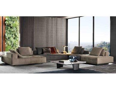 Итальянская мягкая мебель LAWRENCE 05 фабрики MINOTTI