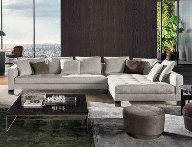 Итальянская мягкая мебель POLLOCK 01 фабрики MINOTTI