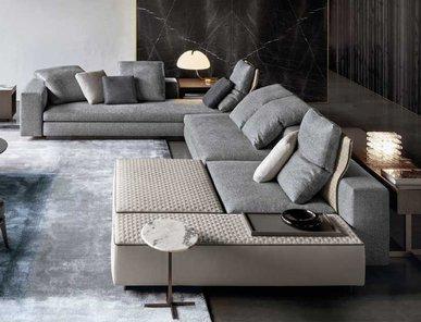 Итальянская мягкая мебель YANG 01 фабрики MINOTTI