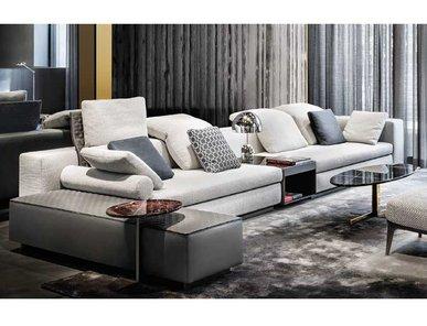 Итальянская мягкая мебель YANG 02 фабрики MINOTTI
