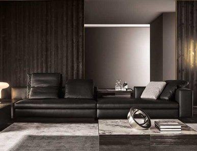 Итальянская мягкая мебель YANG 03 фабрики MINOTTI