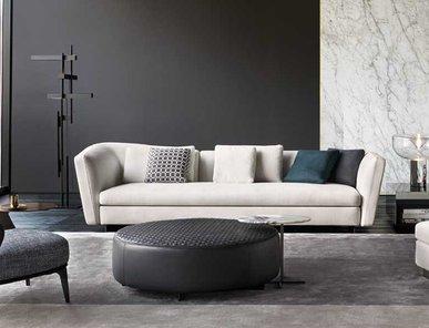 Итальянская мягкая мебель SEYMOUR 01 фабрики MINOTTI