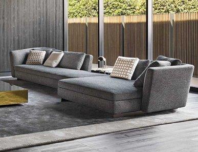 Итальянская мягкая мебель SEYMOUR 02 фабрики MINOTTI