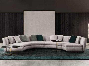 Итальянская мягкая мебель SEYMOUR 04 фабрики MINOTTI