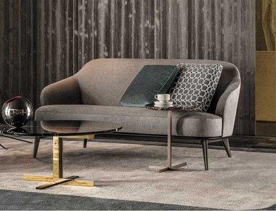 Итальянская мягкая мебель LESLIE фабрики MINOTTI