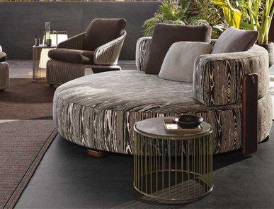 Итальянская мягкая мебель FLORIDA 02 фабрики MINOTTI