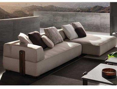 Итальянская мягкая мебель FLORIDA 05 фабрики MINOTTI