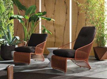 Итальянское кресло COLETTE фабрики MINOTTI