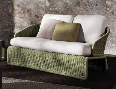 Итальянский диван HALLEY фабрики MINOTTI