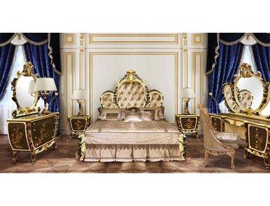 Итальянская кровать 3590 фабрики BELLOTTI ESIO