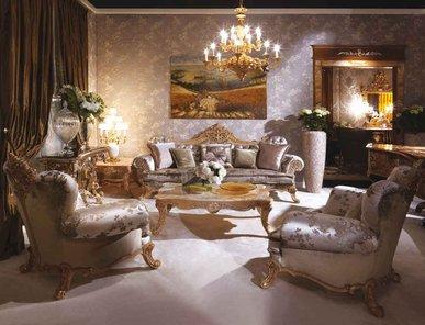 Итальянская мягкая мебель 4860 фабрики BELLOTTI ESIO