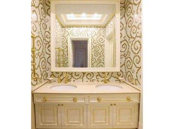 Итальянская мебель для ванных 9810 фабрики BELLOTTI ESIO