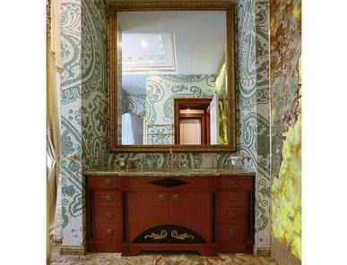 Итальянская мебель для ванных 9850 фабрики BELLOTTI ESIO