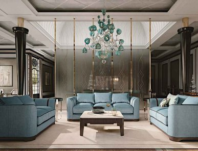 Итальянская мягкая мебель 201647 фабрики BELLOTTI ESIO
