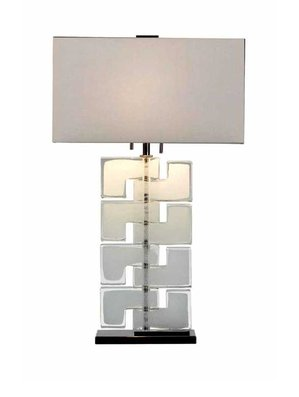 Американская настольная лампа ESHA BASSA фабрики DONGHIA