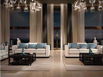 Итальянская мягкая мебель DELFI фабрики BELLOTTI ESIO