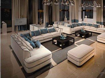 Итальянская мягкая мебель DELFI I фабрики BELLOTTI ESIO