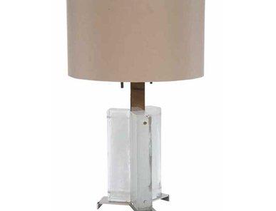 Американская настольная лампа MUSE фабрики DONGHIA