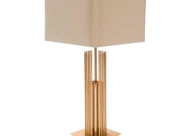 Американская настольная лампа STOA фабрики DONGHIA