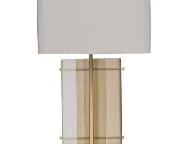 Американская настольная лампа TOURMALINE фабрики DONGHIA