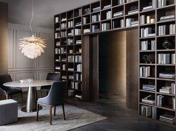 Итальянский книжный шкаф Home фабрики GIELESSE