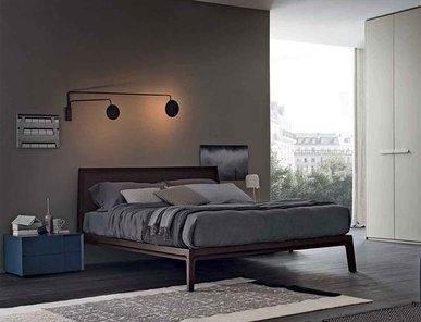 Итальянская кровать IMPRONTA фабрики GIELESSE