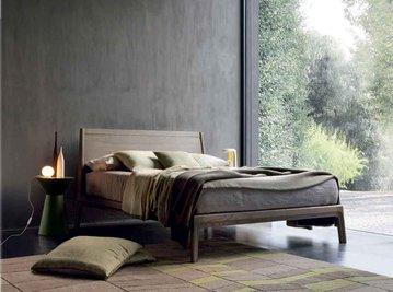 Итальянская кровать IMPRONTA-1 фабрики GIELESSE