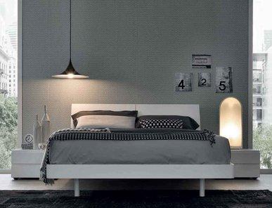 Итальянская кровать CLIPPER-1 фабрики GIELESSE
