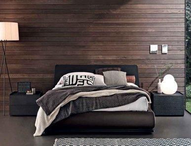 Итальянская кровать CHARME фабрики GIELESSE
