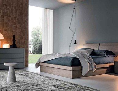 Итальянская кровать FRANCIS-1 фабрики GIELESSE
